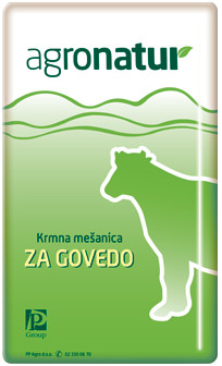 Krmne mešanice za govedo